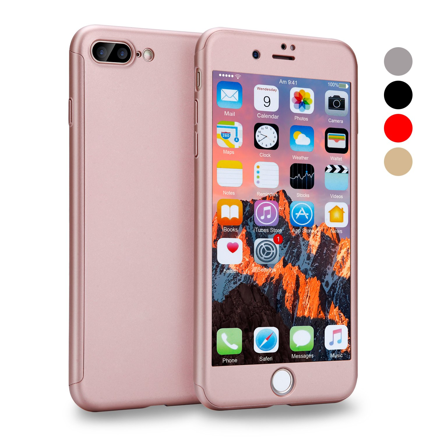 iphone 8 case 360 protection